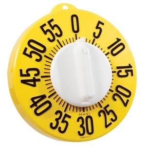Timer yellow